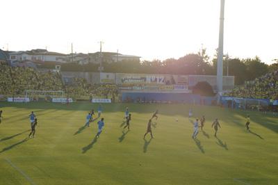 J2プレーオフジェフ千葉対横浜FC